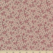 1862 Battle Hymn Cotton Fabric - Peach