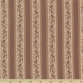 1862 Battle Hymn Cotton Fabric - Tan