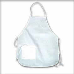 Adult Apron-White