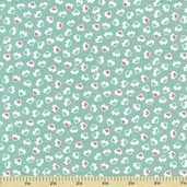 Adventures with Alice Cotton Fabric - Aloe - ADZ-11459-36 - Clearance