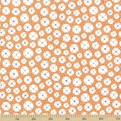 Adventures with Alice Cotton Fabric - Mango - ADZ-11461-146