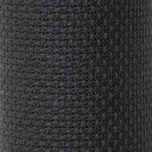 Aida Cloth Cross Stitch Fabric 14 Count - Black