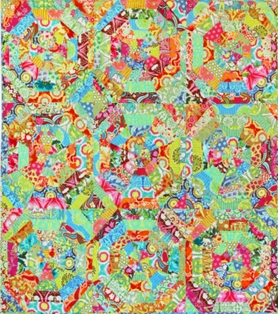 Amy Butler Free Quilt Pattern - Sunshine Pattern