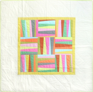 Amy Butler Free Quilt Pattern - Thea's Puzzle Quilt Pattern