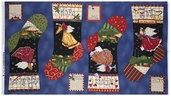 Angels From Above Panel Cotton Fabric - Multi 1067-98140-497
