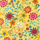 Animal Party Too Cotton Fabric - Summer - AAS-10956-193
