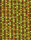 Apple Cotton Fabric - Green - CLEARANCE