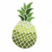 Apron Iron On Appliques - Pineapple