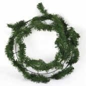 Artificial Wreath Base - 24 inch - Green