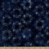 Artisan Batiks Color Source Cotton Fabric - Indigo AMD-13100-62
