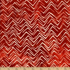 Artisan Batiks Color Source Cotton Fabric - Red AMD-12297-3