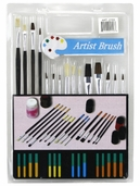 Artist Paintbrush Set of 15