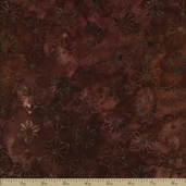Asian Legacy 2 Batik Cotton Fabric - Brick AMD-12203-114