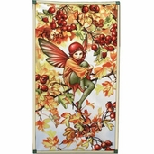 Autumn Fairies: The Hawthorn Fairy Panel from Michael Miller - autumn - CLEARANCE