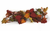 Autumn Foliage Swag - 26 inch