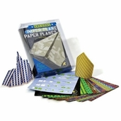 Awesome Paper Planes Book and Kit by Jeffrey Rutzky