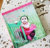 Baby Beanies Pattern Book by Amanda Keeys