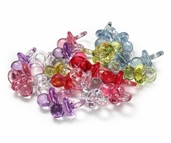 Baby Favorites Collection Pacifier Beads -24pcs