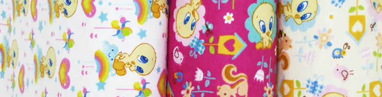 Baby Looney Tunes Flannel