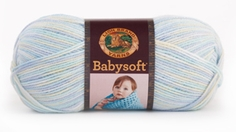 Baby Soft Sport Weight Yarn