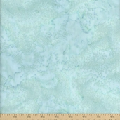 Bali Batik Hand-Dyed Watercolors Cotton Fabric - Bluegrass