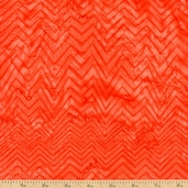 Bali Batiks Chevron Cotton Fabric - July