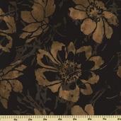 Bali Batiks Cotton Fabric - Antique Black K2453-A4