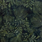 Bali Batiks Cotton Fabric - Hunter Fabric