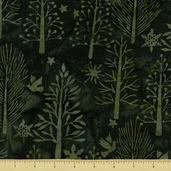 Bali Batiks Cotton Fabric - Hunter J2394-60