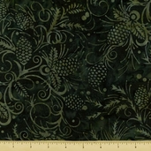 Bali Batiks Cotton Fabric - Hunter J2395-60