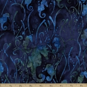 Bali Batiks Cotton Fabric - Lapis H2302-123