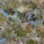 Bali Batiks Cotton Fabric - Meadow