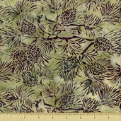 Bali Batiks Cotton Fabric - Mint J2396-74