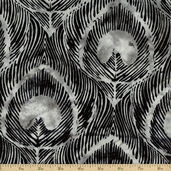 Bali Batiks Cotton Fabric - Pewter K2475-76
