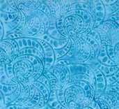 Bali Batiks Cotton Fabric - Sky