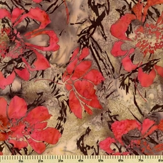 Bali Batiks Cotton Fabric - Sunset K2453-151