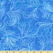 Bali Batiks Cotton Fabric - Wisteria J2380-229