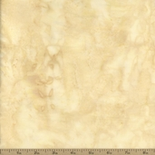 Bali Batik Hand-Dyed Watercolors Cotton Fabric - 108 in. - Latte