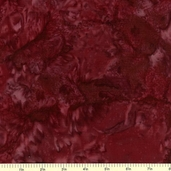 Bali Batik Hand-Dyed Watercolors Cotton Fabric - Night Shade