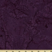 Bali Batik Hand-Dyed Watercolors Cotton Fabric - Marsala 1895-423