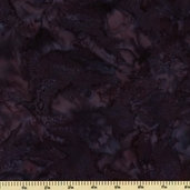 Bali Batik Hand-Dyed Watercolors Cotton Fabric - Merlot 1895-394