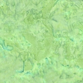 Bali Batik Hand-Dyed Watercolors Cotton Fabric - Mint