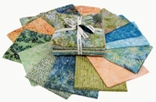 Bali Handpaints Fat Quarter Precuts - Chamomile