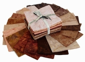Bali Handpaints Hand-Dyes Fat Quarter Precuts - Coconut