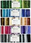 Bali Pops Fabric Strip Bundle 6 Pack