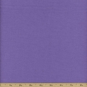 Basic Flannel Solids Cotton Fabric - Lavender S13