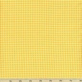 Basic Gingham Cotton Fabric - Golden 08676-GOL1
