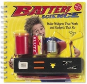 Battery Science (includes battery, motor, etc.) KLUTZ
