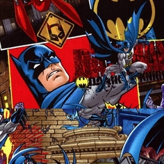 Battle Over Gotham