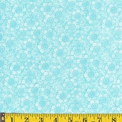 Beach Babes - Aqua Fabric - Clearance